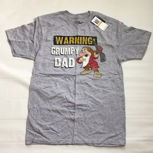 DISNEY Grumpy DAD T-Shirt